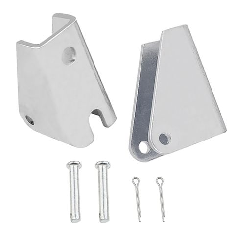 One Pair (2 Pieces) Heavy Duty Mount Mounting Brackets for Linear Actuator