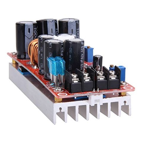 1200W DC Boost Converter Constant-Current Power Supply Step up 12V 24V 48V 20A in 8-60V Out 12-83V