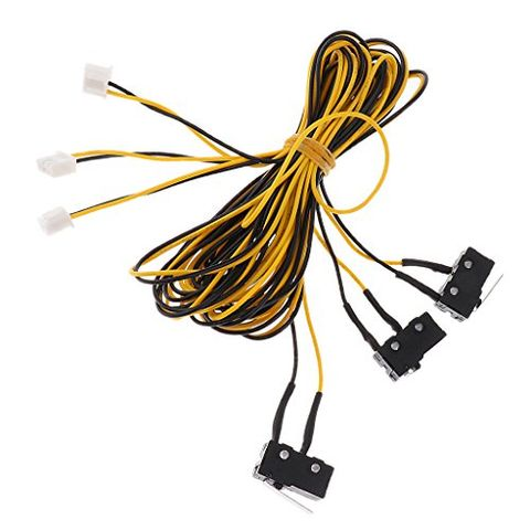 3D Printer Endstops Limit Switch Mechanical Switcher for Reprap Printer Cable length 1500mm/59inch