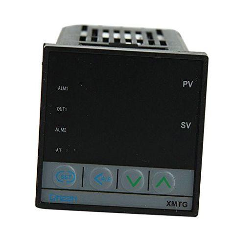 F/C PID Temperature Controller, Dual Display Digital Programmable Temperature Control XMTG-6113102