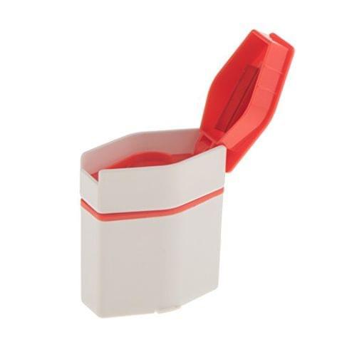 Porable 3 In 1 Pill Tablet Cutter Crusher Grinder Powder Medicine Organizer Case Box