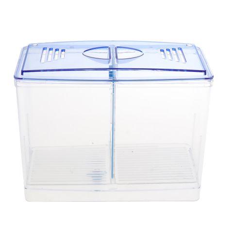 Aquarium Isolation Box Fish Breeding Box for Aquarium Tank Hatchery Clear