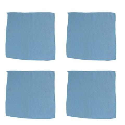 4 Pcs Aquarium Fish Tank Plastic Cleaning Pad Wash Cleaning Towel Cloth