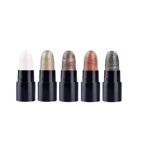 5 Colors Chunky Glitter Shimmer Eyeshadow Sticks Makeup Set Eye Shadow Pencil Long Lasting_62006938