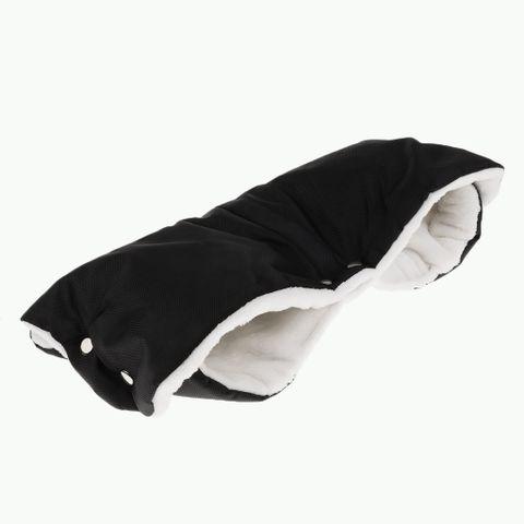 Baby Pram Gloves Pushchair Stroller Winter Warm Fingerless Hand Muff Anti-freezing