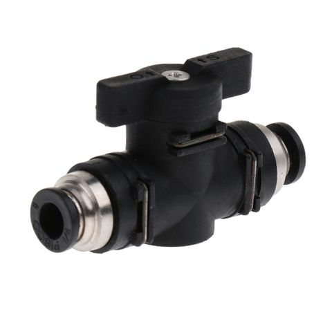 Aquarium CO2 Regulator Reactor Diffuser Generator Manual Switch Valve