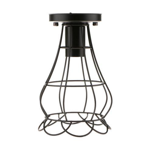 Elegant Petal Shape Pendant Lampshade Iron Ceiling Home Decoration Shade