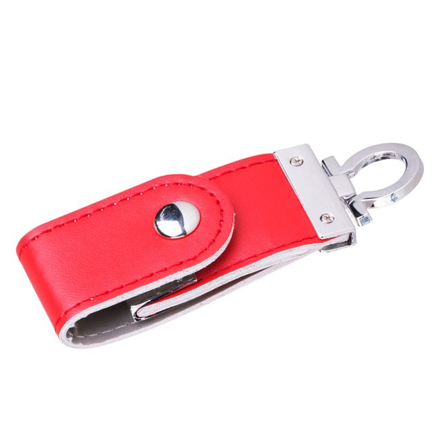 Portable USB2.0 Flash Memory Pen Drive Stick Disk Super Speed for Laptop Red 16GB