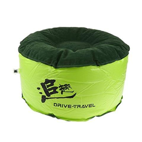 Inflatable Stool Ottoman Round Chair for Home Use Outdoors Kids or Adults Camping Backyard Picnic Garden Party Home Use