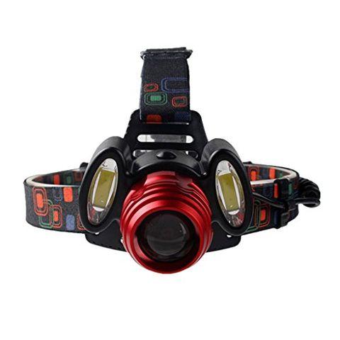1000LM XM-L T6 LED Headlight Head Light Headlamp Torch Rechargeable 2x18650
