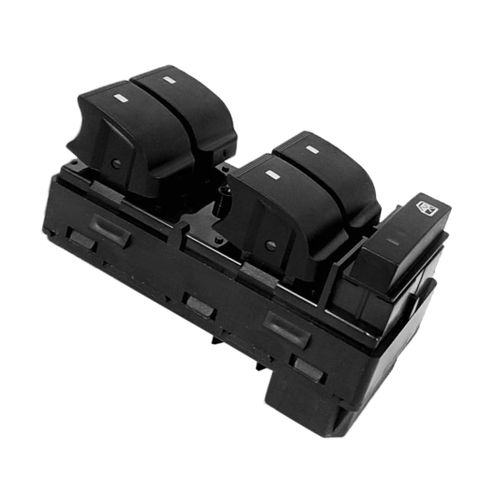 Auto Car 4Button Driver Side Window Control Switch For Chevrolet GMC Sierra