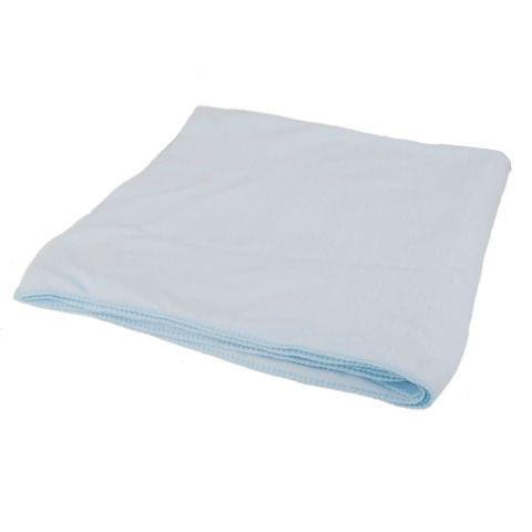 Microfiber Quick Dry Towel Bath Travel Beach Towel - Light Blue