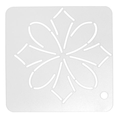 DIY Stencil Plastic Quilting Template Quilt Tool for Patchwork Painting 14#