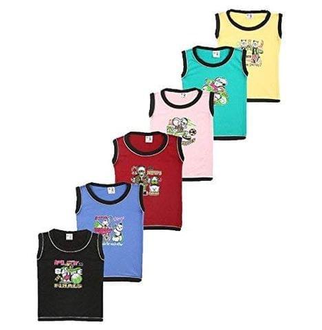 SR Kids Wear Baby Dress (SRK_ALS_PC6_0001-4-5yrs_Multi_4-5Yrs)