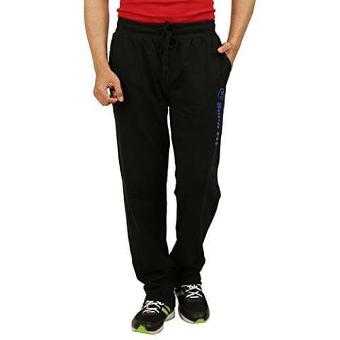 Sixer Men's Cotton Track pant - Blue