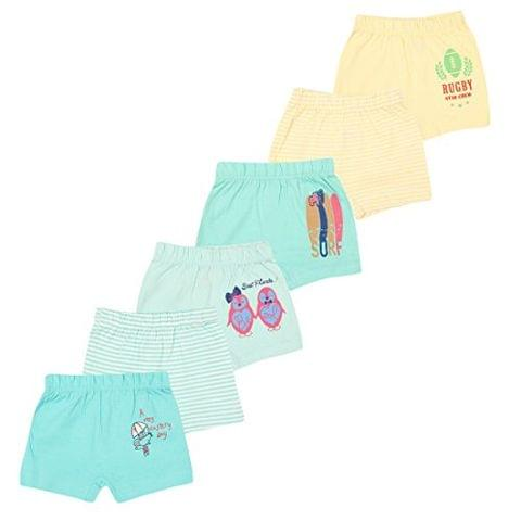 OHMS Baby Cotton Shorts