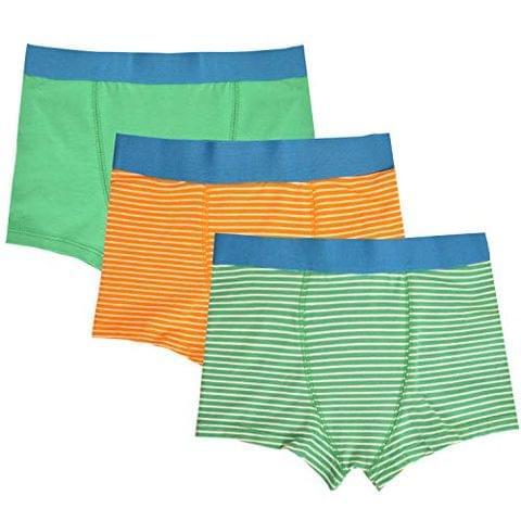Charm n Cherish Kids Boys Trunk Inner wear (Pack of 3) || 2-12 Years