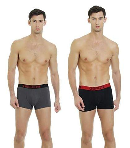 GBROS Mens Trunk Pack of 2 Under