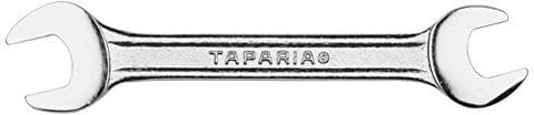 Taparia DEP 18mm x 19mm Double Sided Open End Spanner
