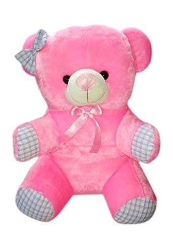 Stuffed/Cuddle/Soft Small Pink Teddy Bear 45 cm