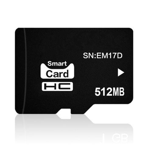 eekoo 512MB CLASS 4 TF(Micro SD) Memory Card