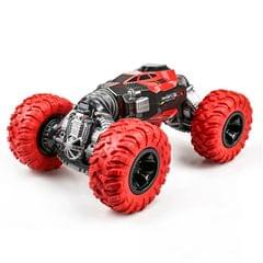 675E 1:16 2.4GHz Double-sided Twisted Off-road Four-wheel Drive Climbing Remote Control Children Toy Car, Size: 33cm (Red)