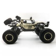 HD609 1:8 Oversized Alloy Climbing Car Off-road Remote Control Vehicle Toy (Gold)