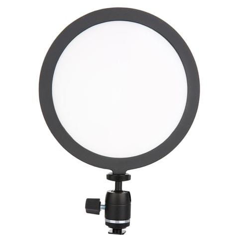 C-200RS DC7.4-14.8V 16W Circular 3200~5600K Double Color Temperature Camera LED Side Light Bulbs