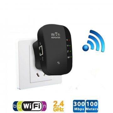 300Mbps WiFi Signal Amplifier - EU Plug