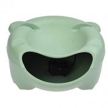 Electric Pet Water Fountain Dispense Green