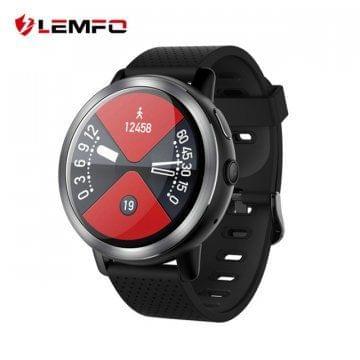 LEMFO LEM 8 4G Smartwatch Phone - Gray