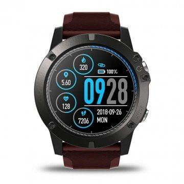 Zeblaze VIBE3 PRO IP67 Smartwatch - Red