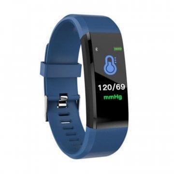 115plus Bluetooth Smart Watch - Blue