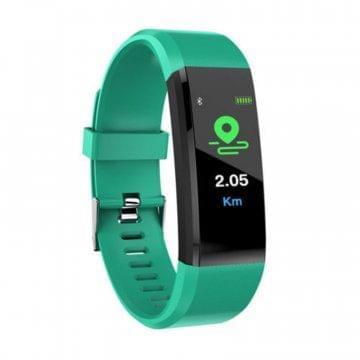 115plus Bluetooth Smart Watch - Green