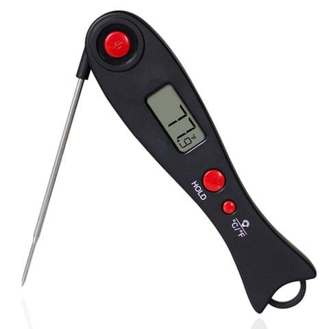 Digital Food Thermometer Backlight Instant Read Meat Thermometer