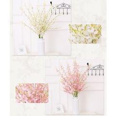 Home Wedding Party Decor Silk Orchid DIY Artificial Flower Phalaenopsis Bouquets, Random Color Delivery