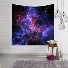 3D Digital Painting Sky Swirling Tapestry Wall Hanging Carpet Beach Towel Multi-function Tapestry Home Psychedelic, Size: 150 x 130cm
