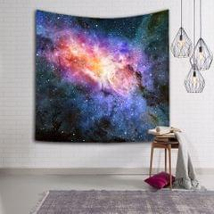 3D Digital Painting Sky Swirling Tapestry Wall Hanging Carpet Beach Towel Multi-function Tapestry Home Psychedelic, Size: 229 x 150cm