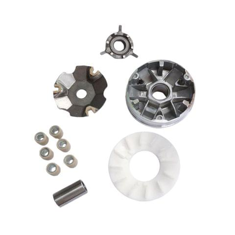 Eassycart Variator Assy Front Clutch Set for GY6 139QMA 139QMB 49cc 50cc 60cc Scooters