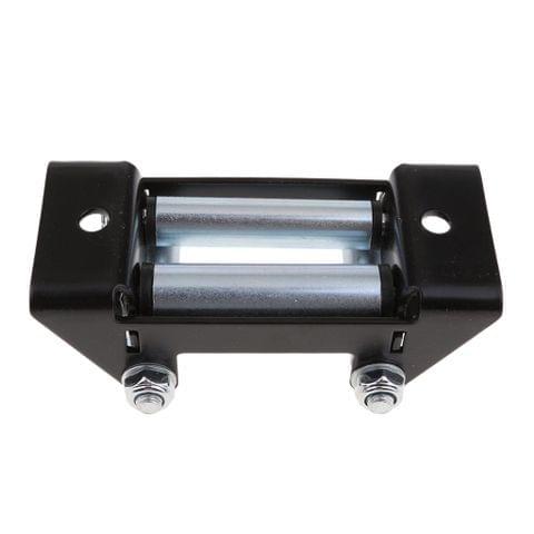 Eassycart Universal Winch Roller Fairlead for Steel Cable ATV/UTV 161 x 92 x 58 mm