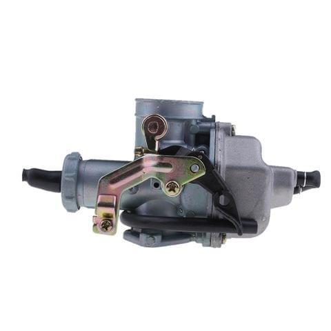 Eassycart 1 Piece Silver 30mm Motorbike Carburetor Fit For Honda XR200/XR200R 80-02