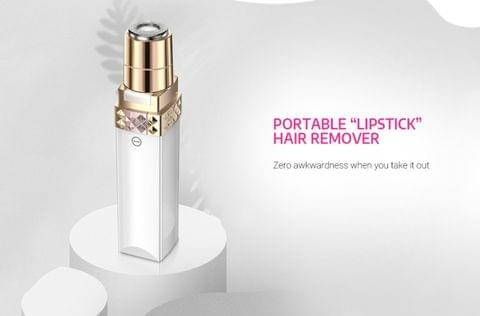 K-SKIN KD505 Portable Electric Epilator Painless Facial Body Hair Remover Trimmer Skin-Friendly 3D Floating Blades