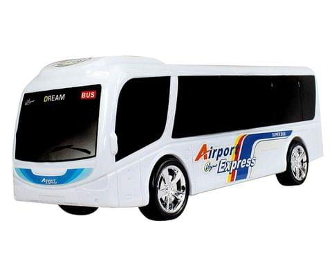 Planet of Toys 3Dlights and Music Airport Express Dream Bus