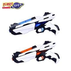 Planet of Toys Space Weapon with LED Light and Sound (28cm) (Set of 2)