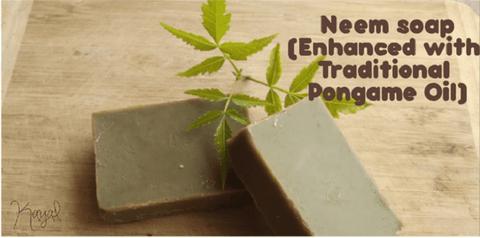 KAYAL-Natural Handmade Neem Soap