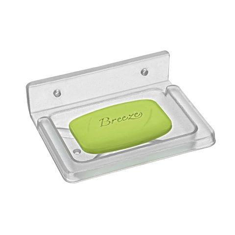 UNBREAKABLE - SINGLE SOAP DISH - SQUARE