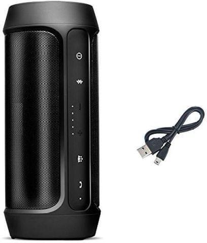 Konarrk Charge 2 Plus Bluetooth Speaker (Black)