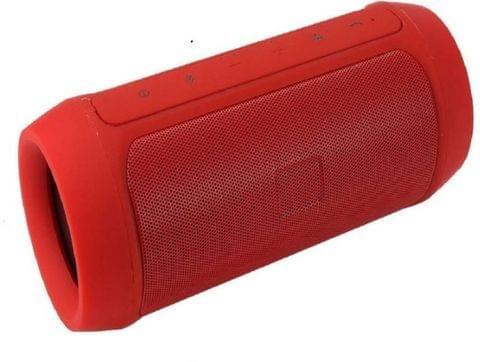 Konarrk Charge 2 Plus Bluetooth Speaker (Red)
