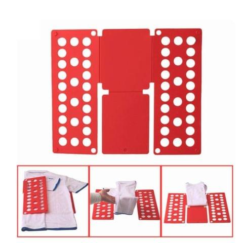 Home Multi-function Fast Speed Clothes Garment Folding Board, Small Size: 47.8*40cm