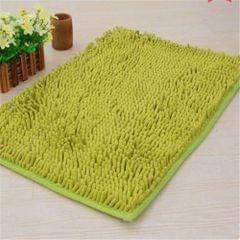 Doormat Anti-slip Floor Water Absorption Rug Bath Mat for Kitchen Bathroom Stairs(Green)